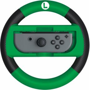 Kierownica HORI NSW-055U MK8 Deluxe Racing Wheel Luigi (Nintendo Switch)